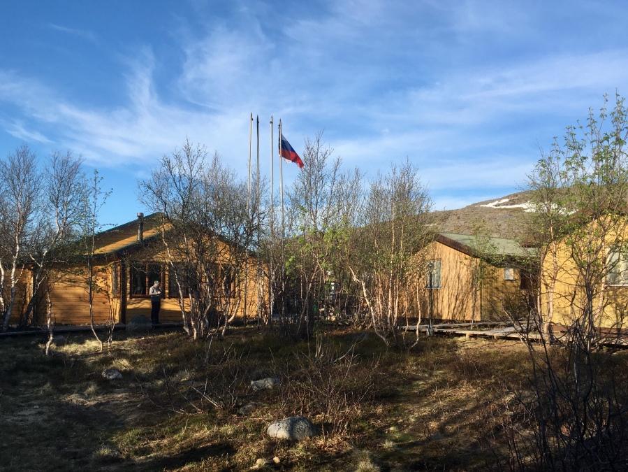 Харловка 2019 лагерь